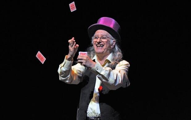 Juan Tamariz en el Teatro Ortega 15€