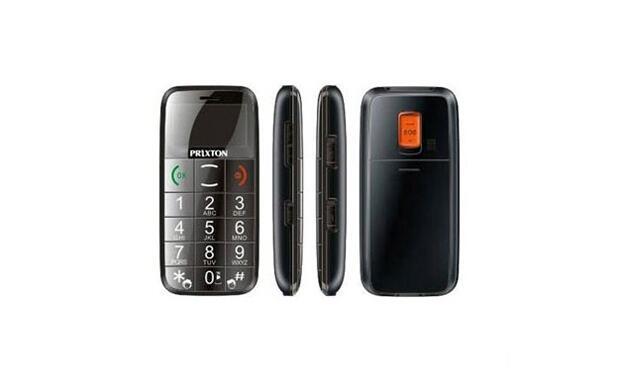 Teléfono libre Senior M11 Prixton 29,90€