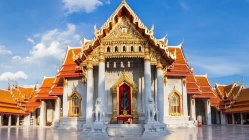 Tailandia: 15 días+vuelos(Bankok-Krabi-Phuket)