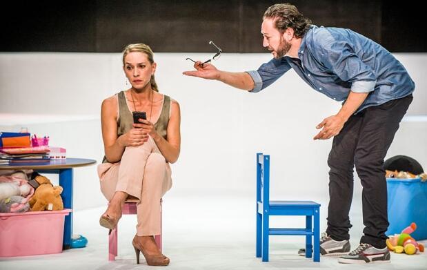 'La vida resuelta'  Teatro Zorrilla 15€