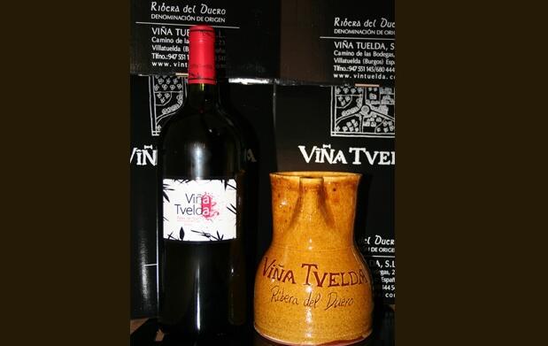 Lote 5 botellas Viña Tvelda 18,90€