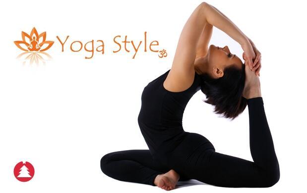 Bono de 3 clases de yoga por 12€