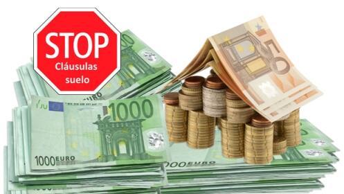 Recupera el dinero de tu cl usula suelo por 9 oferta for Recuperar dinero clausula suelo
