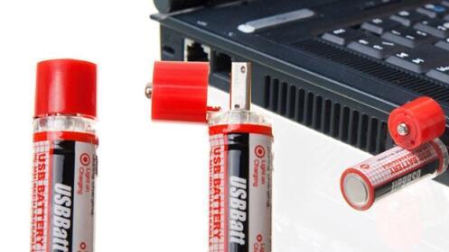 2 pilas recargables con conector usb 9 descuento 68 for Oferta pilas recargables