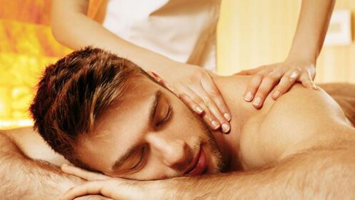 Masaje relajante con un 60% de descuento