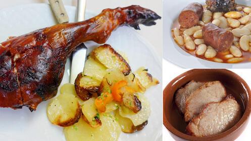 Aniversario Centro Segoviano ¡gran menú para dos!
