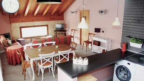 Escapada rural, casa completa un fin de semana 168€