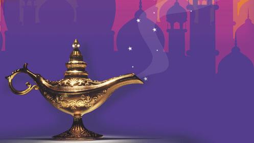 Musical tributo Aladdín 'La lámpara maravillosa'