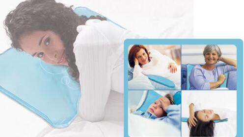 Almohada multifunción refrigerada para aliviar dolores