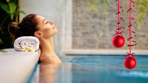Regala un relajante spa para dos con opción de masaje