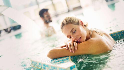 Plan termal con spa y opción de masaje para dos