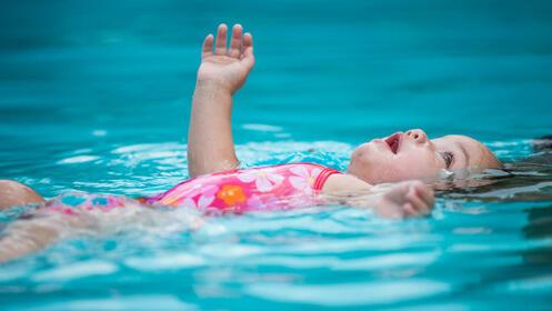 Clases de natación para bebés, 1 mes con matrícula 14,90€