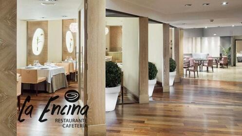 Exclusivo menú de lujo para dos en el Restaurante la Encina