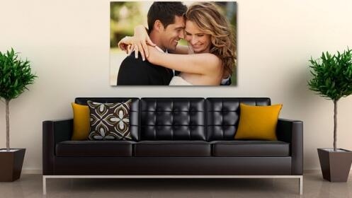 FotoLienzo personalizado con tu foto ¡el regalo perfecto!