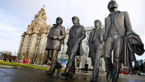 """Vive la Experiencia """"The Beatles"""" en Liverpool"""
