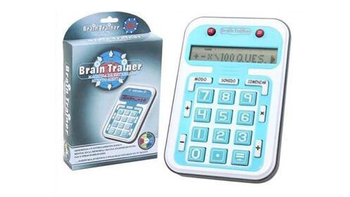 Consola de entrenamiento mental Brain Trainer