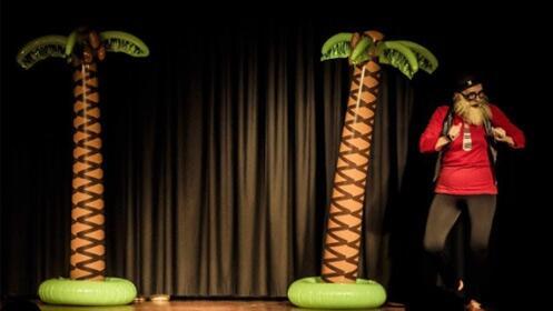 Entrada para ¡Déjate de cuentos! poeta Bululú en el Teatro Cervantes