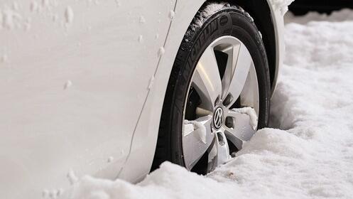 Cadenas textiles para nieve y hielo ¡no te quedes tirado en carretera!
