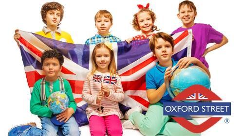 1 semana de campamento urbano en inglés para niños