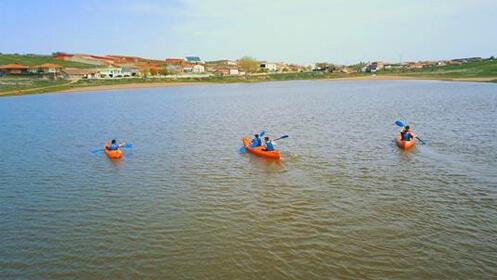 Ruta en canoa por los Arribes del Duero