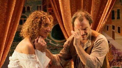 """Cannovaccio, los dolores del """"amore"""" en el Teatro Cervantes"""