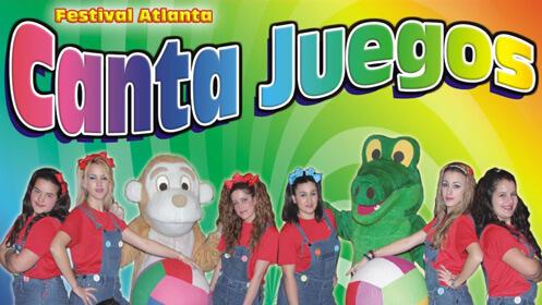 El gran espectáculo Canta Juegos en Valladolid