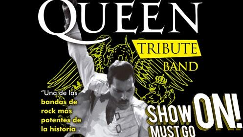 'Tribute Queen' Show must go on en el Teatro Carrión