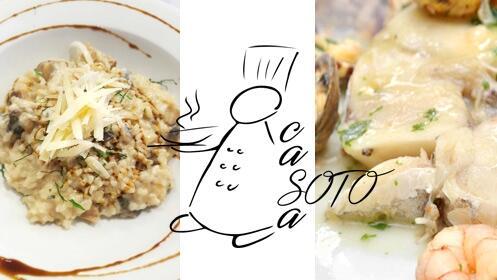 Nuevo menú para dos para disfrutar de la buena comida