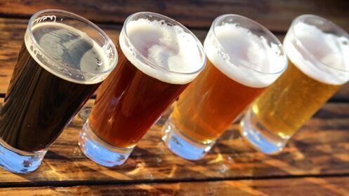 Magnífica cata de cervezas y visita a fábrica para dos