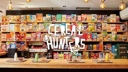 Menú para dos en Cereal Hunters