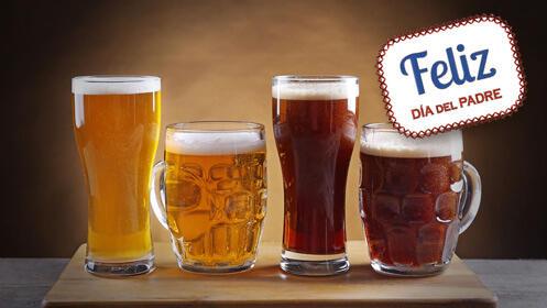 Experiencia cervecera con cata y visita para dos