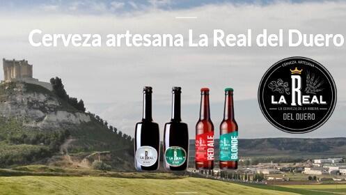 La Real del Duero, visita para dos a la fábrica de cerveza