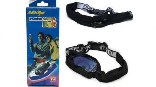 ¡Lo mejor para los runners! Cinturón-riñonera expandible