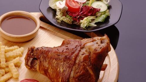 Menú gourmet para dos en el Hotel Vincci****