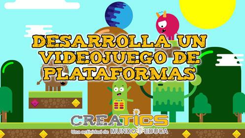 ¡Programa tu videojuego! Taller infantil por 7,80€