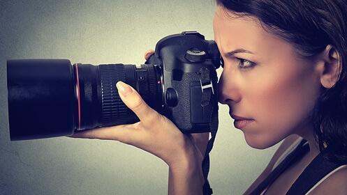Curso presencial de fotografía de 4 horas por solo 16,90€