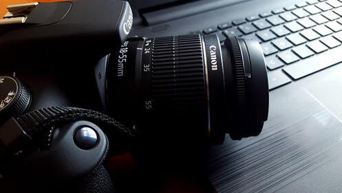 Curso intensivo de fotografía, presencial y con clases prácticas