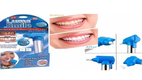 Blanqueador dental Luma Smile