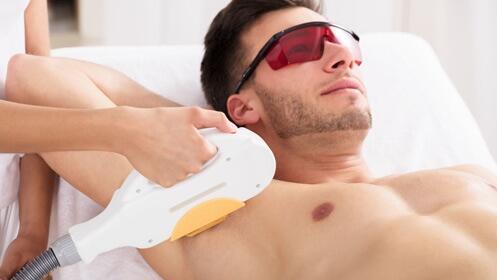9€ y tendrás la mejor depilación láser para axilas