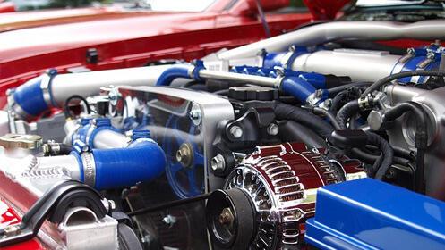 Motor de coche como nuevo, descarbonización 49,95€