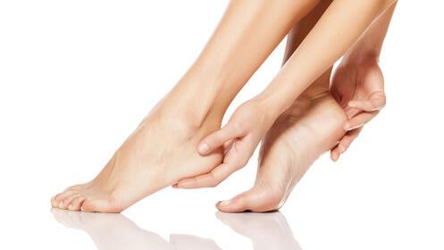 Reduce el dolor de pies con la laserterapia