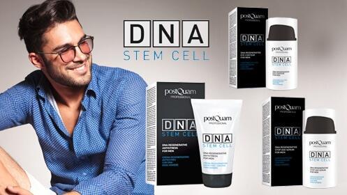 Set de cuidado facial hombres DNA Stem Cell