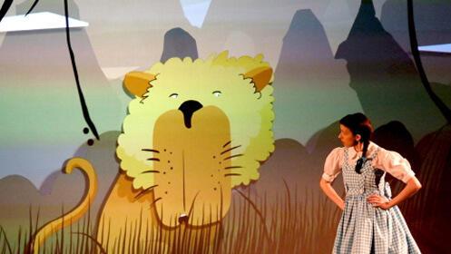Espectáculo infantil 'El viaje de Dorothy'