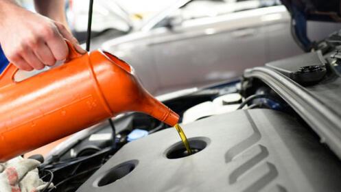 Pon rumbo a tus viajes, cambio de aceite y revisión coche