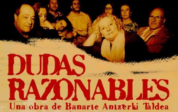 Obra 'Dudas razonables' en la Sala Borja
