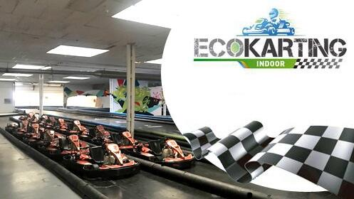 Nuevo Ecokarting indoor en Valladolid