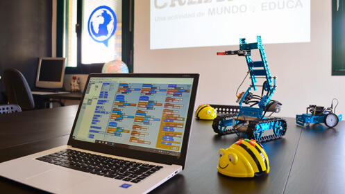 Taller Creatics, robótica para niños desde 9,90€