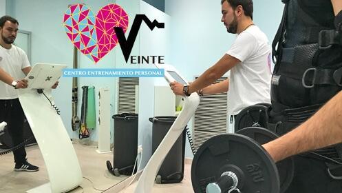 Descubre el entrenamiento personal con 2 sesiones de electrofitness