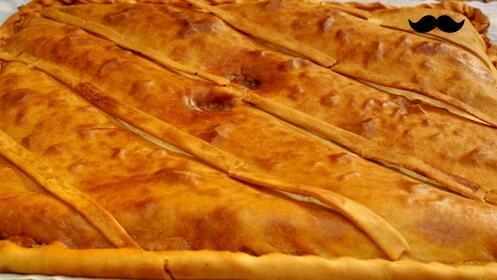 Empanada casera para regalar a papá y celebrar su día