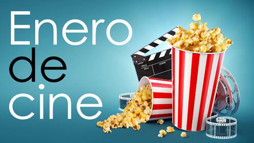 Oferta para enero, tu entrada de cine desde 4,90€